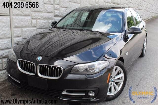 2016 BMW 528i xDrive in Decatur, GA 30032