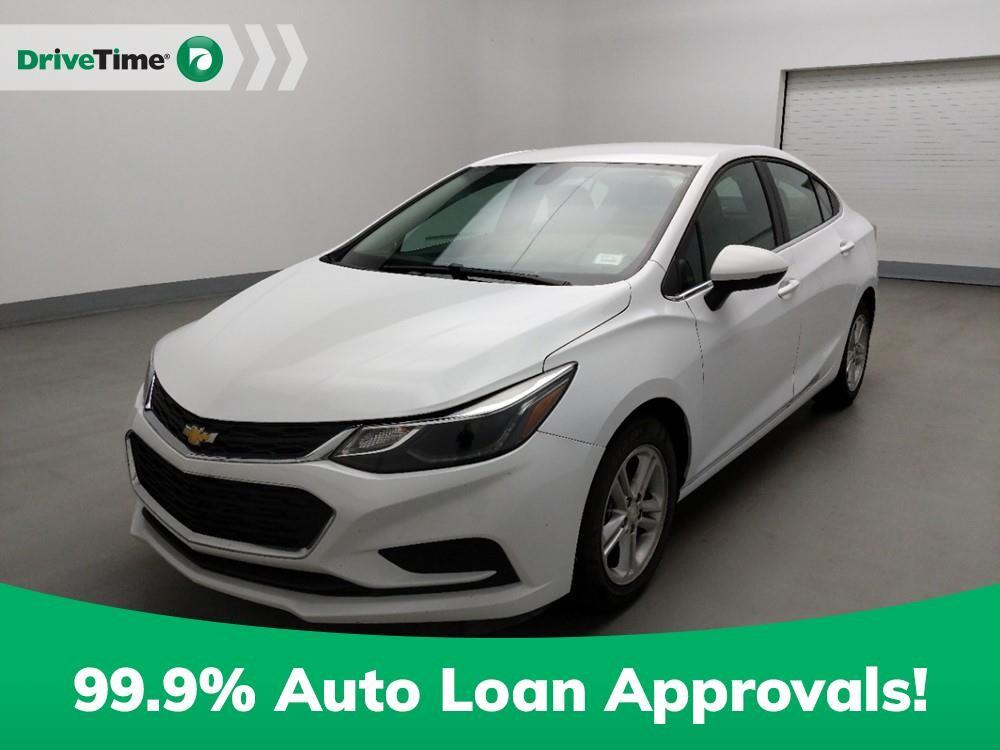 2018 Chevrolet Cruze in Marietta, GA 30060-6517