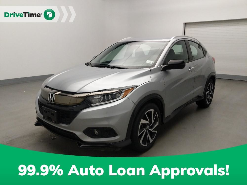 2019 Honda HR-V in Stone Mountain, GA 30083-3215
