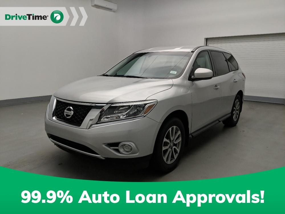 2015 Nissan Pathfinder in Stone Mountain, GA 30083-3215