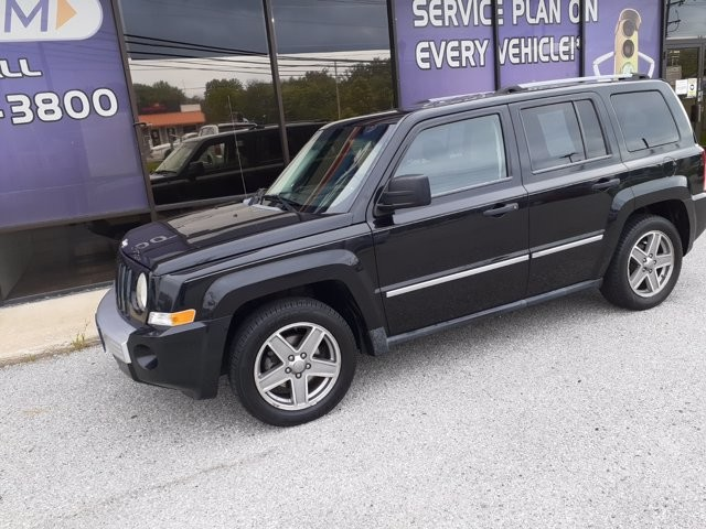 2008 Jeep Patriot in RANDALLSTOWN, MD 21133