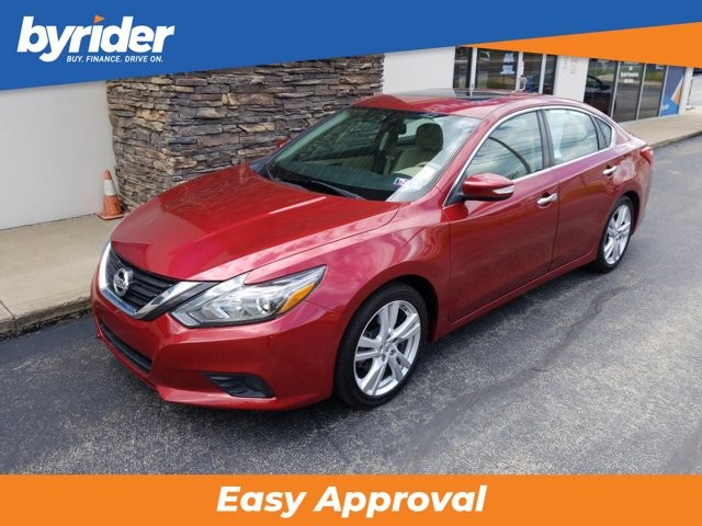 2016 Nissan Altima in Monroeville, PA 15146