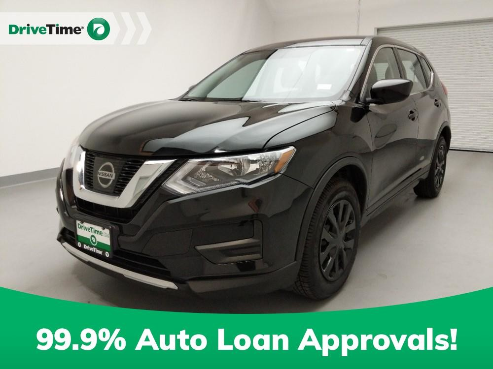 2017 Nissan Rogue in Downey, CA 90241-5321