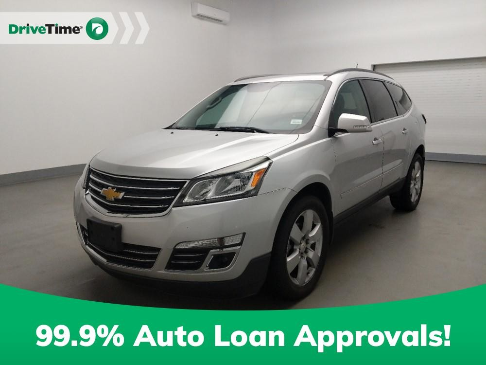 2013 Chevrolet Traverse in Birmingham, AL 35215-7804