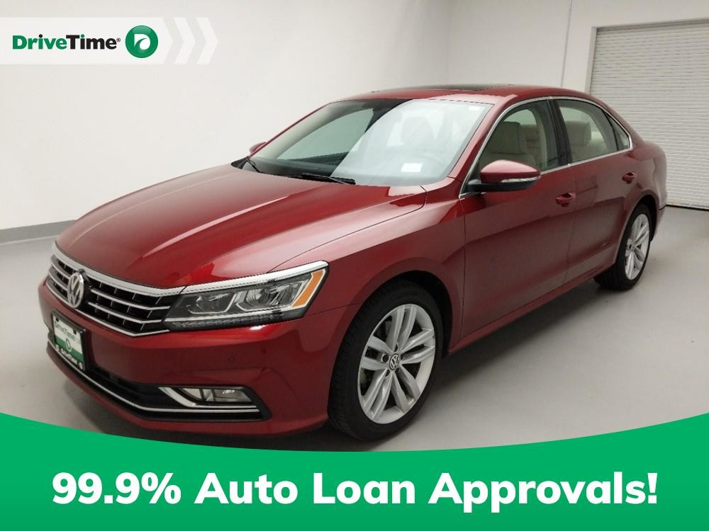 2018 Volkswagen Passat in Downey, CA 90241