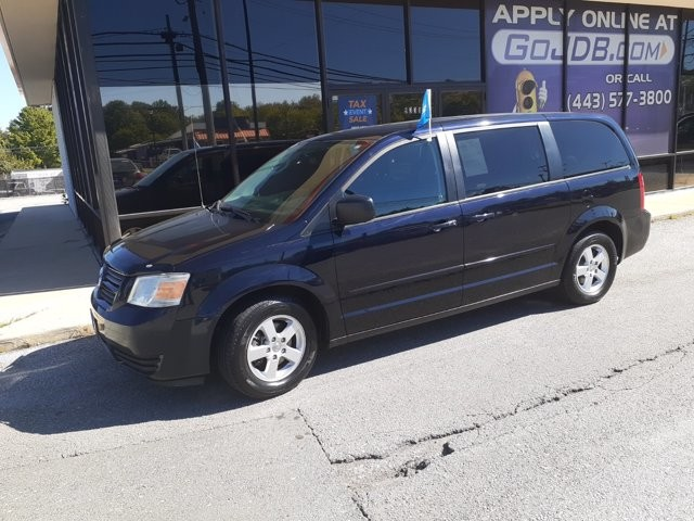 2010 Dodge Grand Caravan in RANDALLSTOWN, MD 21133