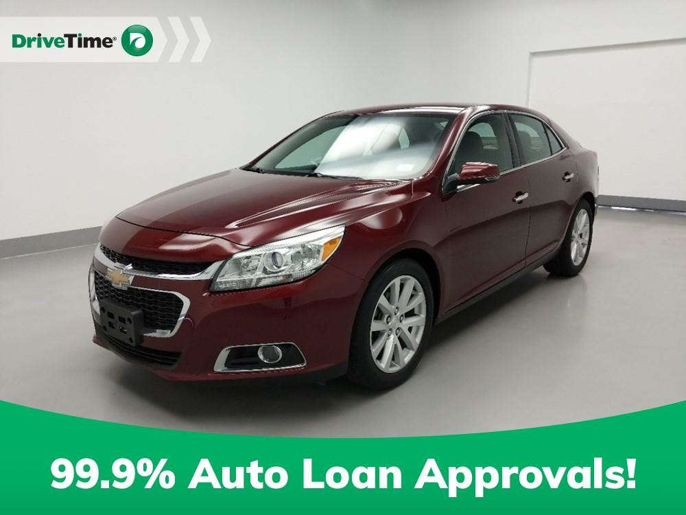 2016 Chevrolet Malibu in Louisville, KY 40258-1407