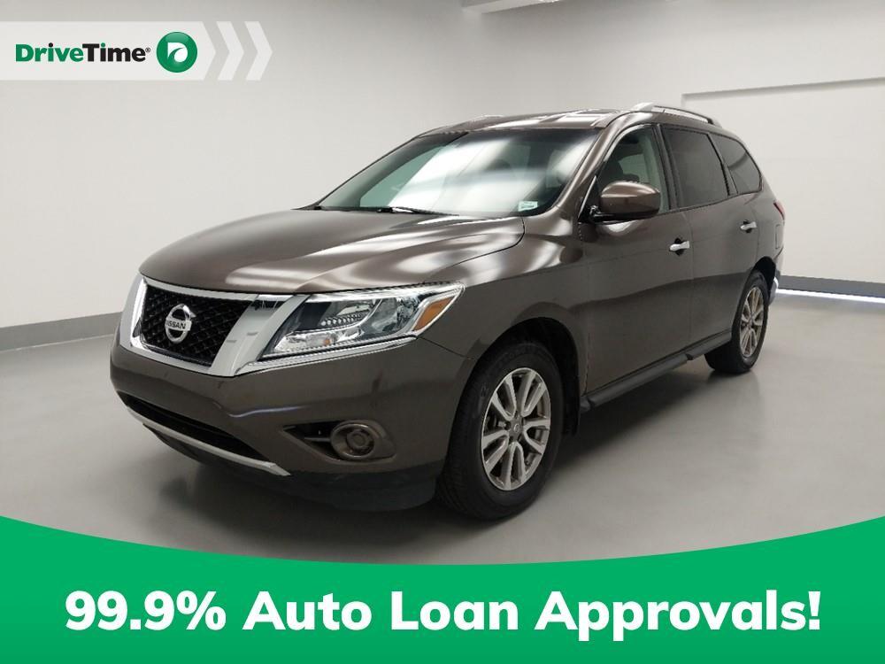 2015 Nissan Pathfinder in Louisville, KY 40258-1407