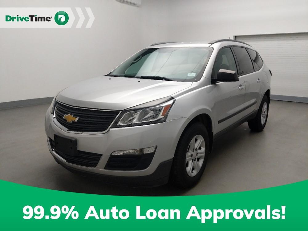 2015 Chevrolet Traverse in Pelham, AL 35124
