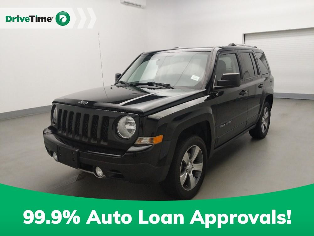 2017 Jeep Patriot in Stone Mountain, GA 30083-3215