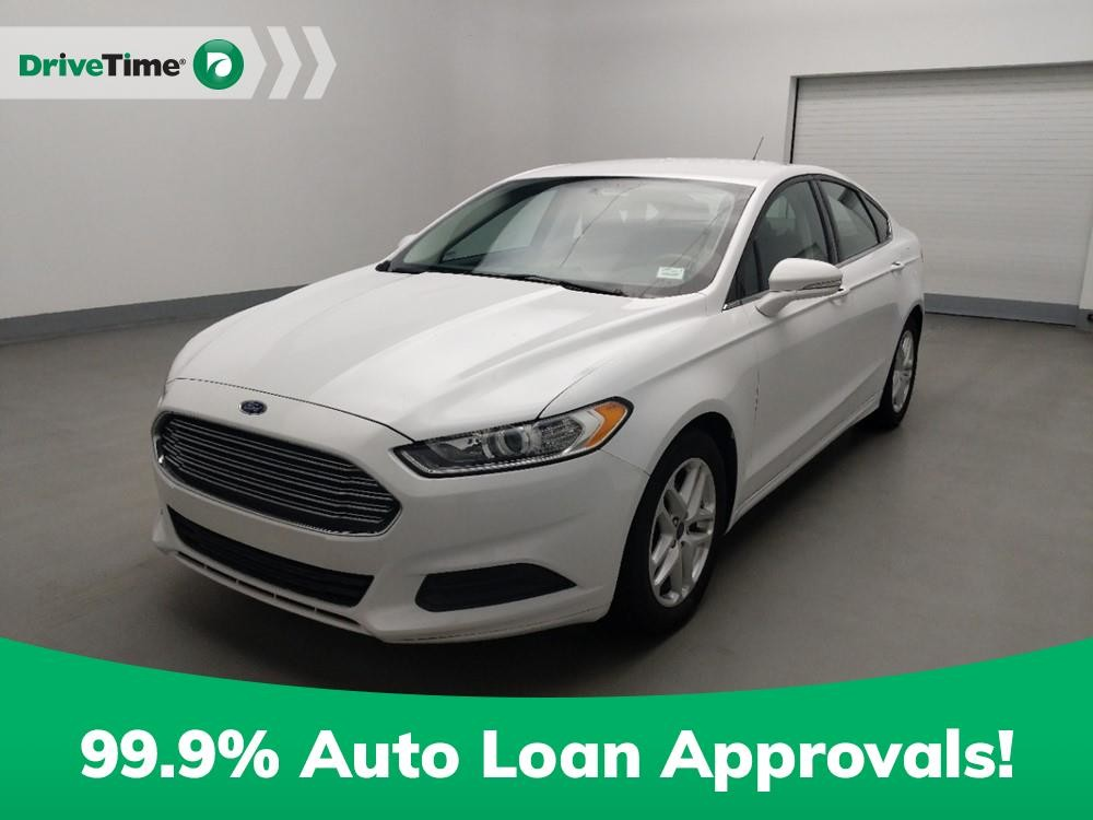 2016 Ford Fusion in Duluth, GA 30096-4646
