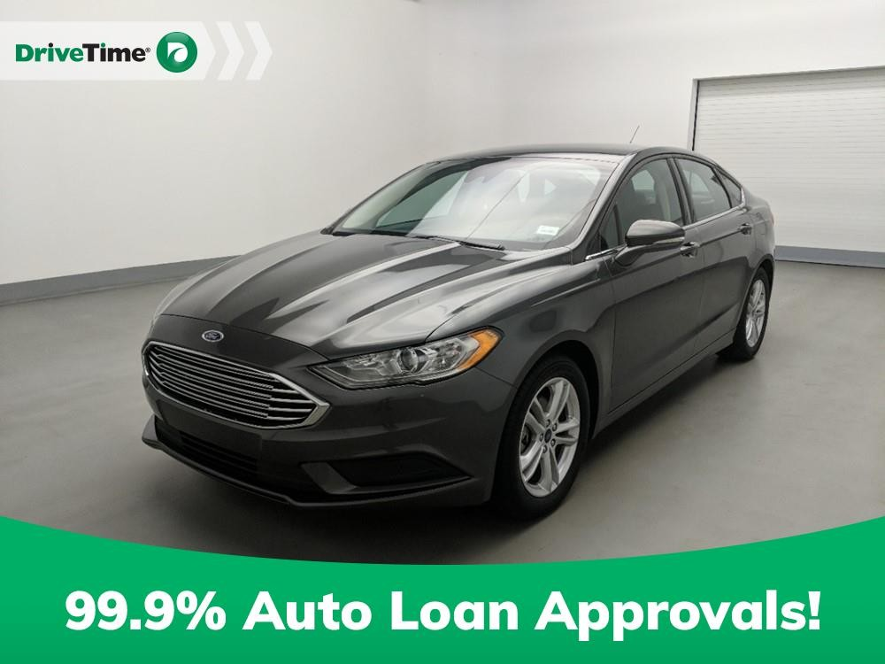 2018 Ford Fusion in Stone Mountain, GA 30083-3215