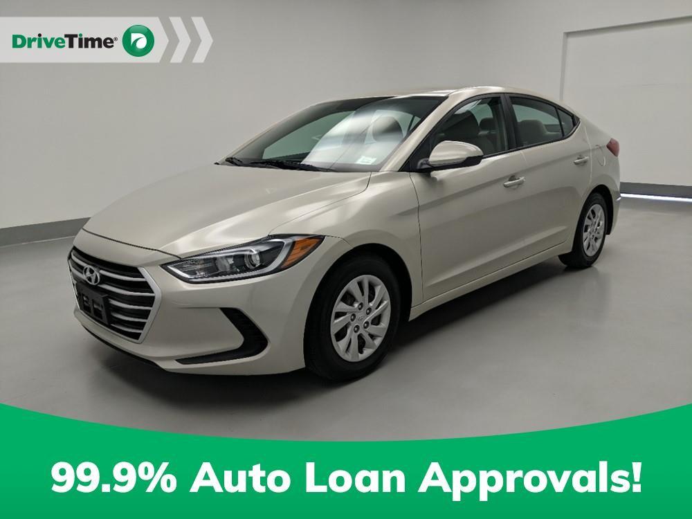 2017 Hyundai Elantra in Louisville, KY 40258-1407