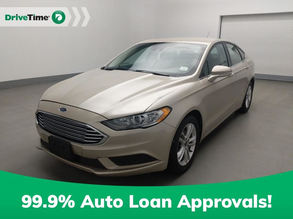 2018 Ford Fusion in Duluth, GA 30096-4646