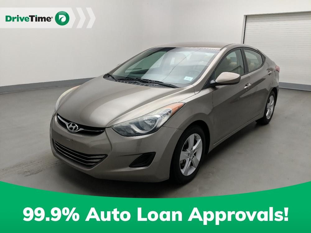 2013 Hyundai Elantra in Stone Mountain, GA 30083-3215