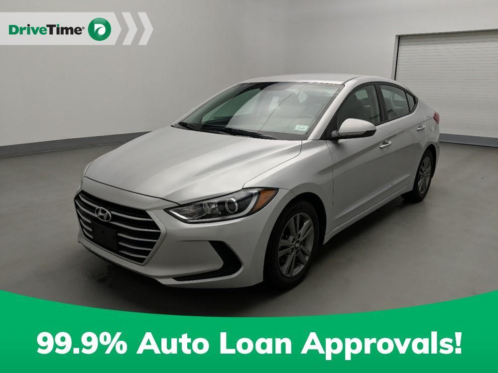 2018 Hyundai Elantra in Duluth, GA 30096-4646