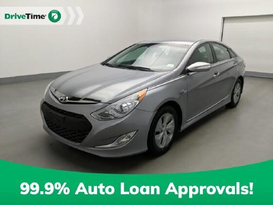 2014 Hyundai Sonata in Duluth, GA 30096-4646 - 1693576