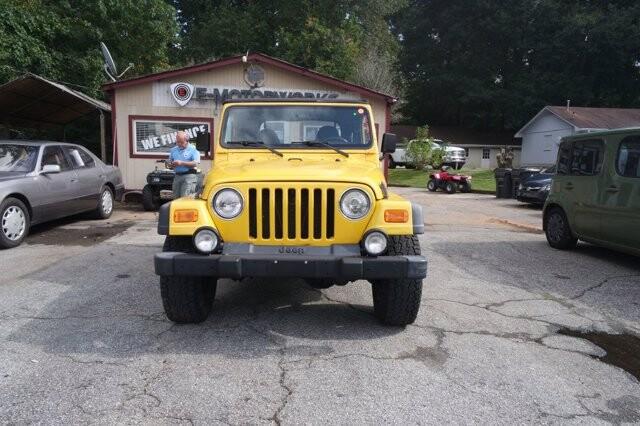 2000 Jeep Wrangler in Roswell, GA 30075
