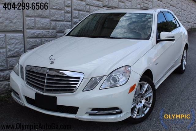2012 Mercedes-Benz E 350 in Decatur, GA 30032