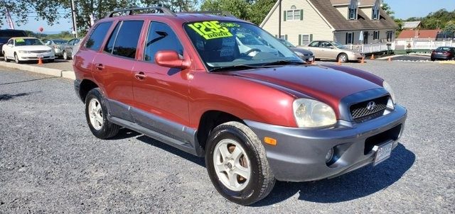 2004 Hyundai Santa Fe in Littlestown, PA 17340-9101