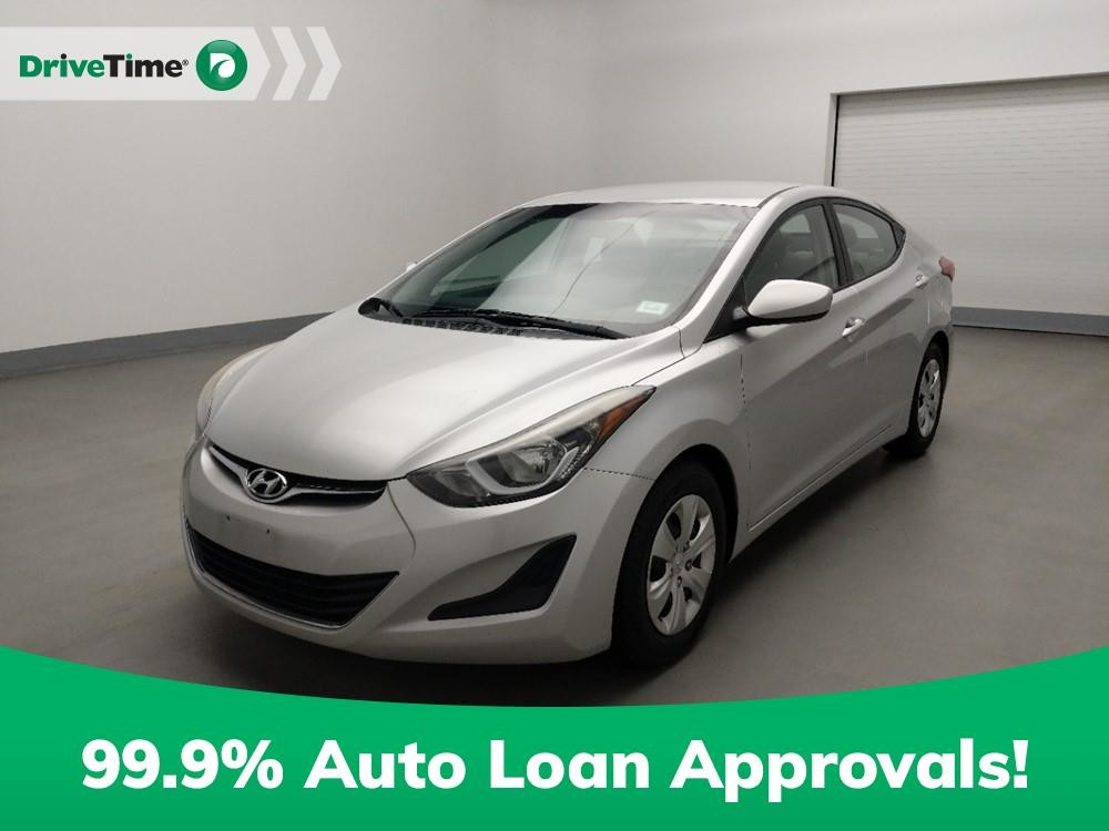 2016 Hyundai Elantra in Stone Mountain, GA 30083-3215