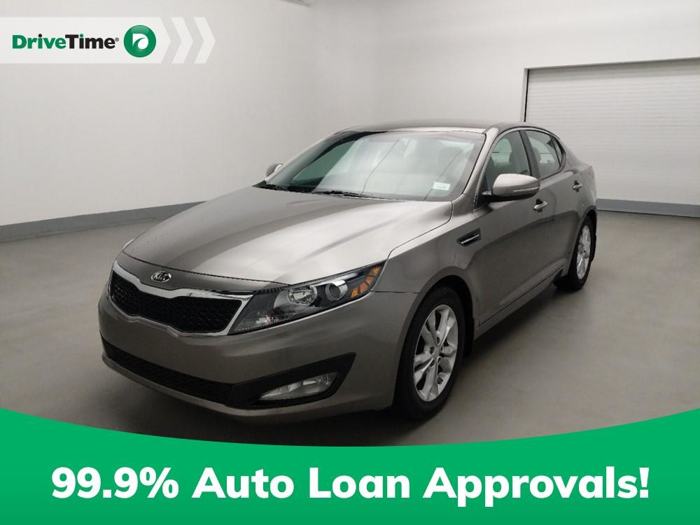 2013 Kia Optima in Stone Mountain, GA 30083-3215