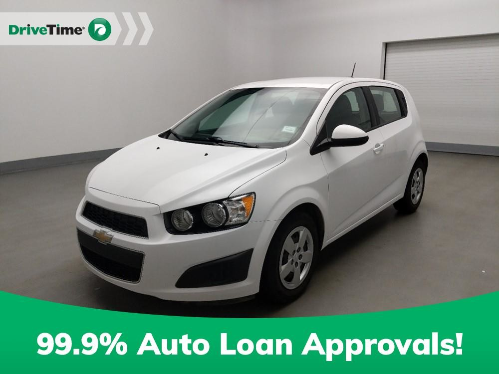 2015 Chevrolet Sonic in Stone Mountain, GA 30083-3215