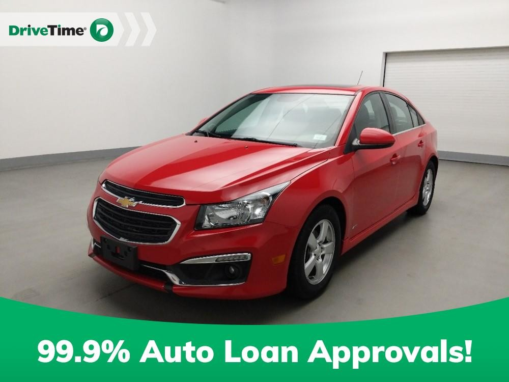 2015 Chevrolet Cruze in Stone Mountain, GA 30083-3215
