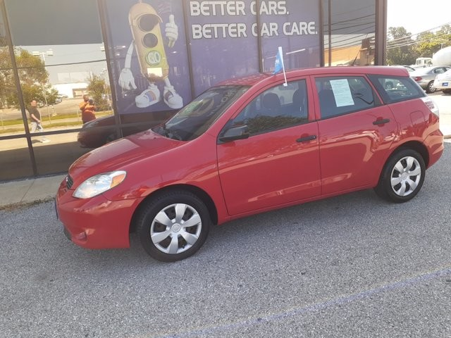 2008 Toyota Matrix in RANDALLSTOWN, MD 21133
