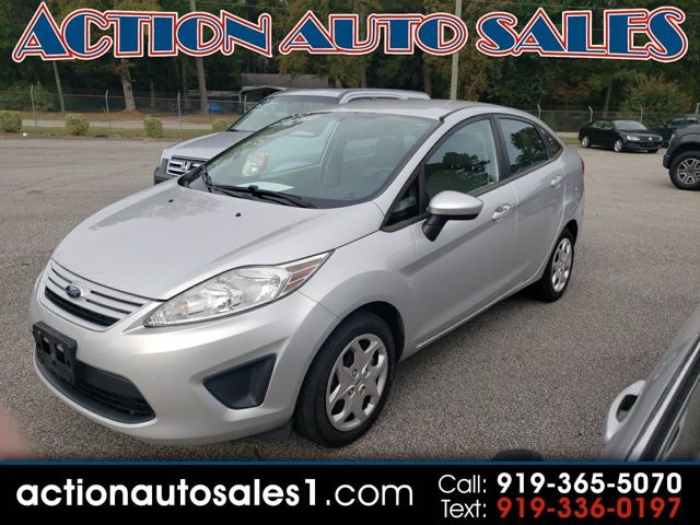 2012 Ford Fiesta in Wendell, NC 27591