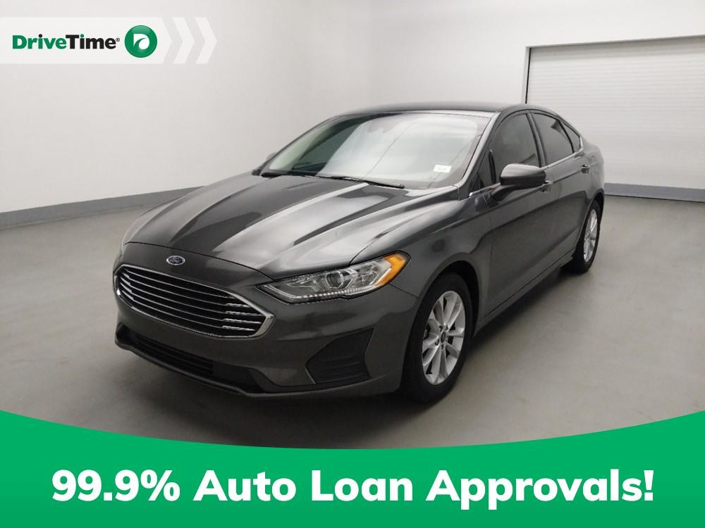 2019 Ford Fusion in Duluth, GA 30096-4646