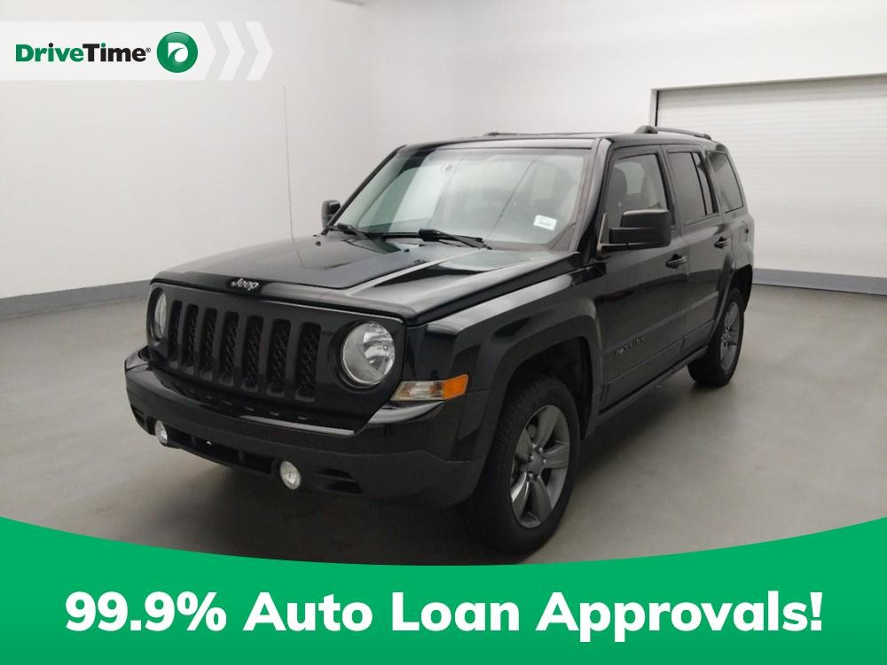 2016 Jeep Patriot in Birmingham, AL 35215-7804