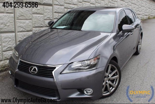 2015 Lexus GS 350 in Decatur, GA 30032 - 1695615