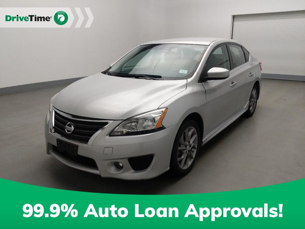 2013 Nissan Sentra in Stone Mountain, GA 30083-3215