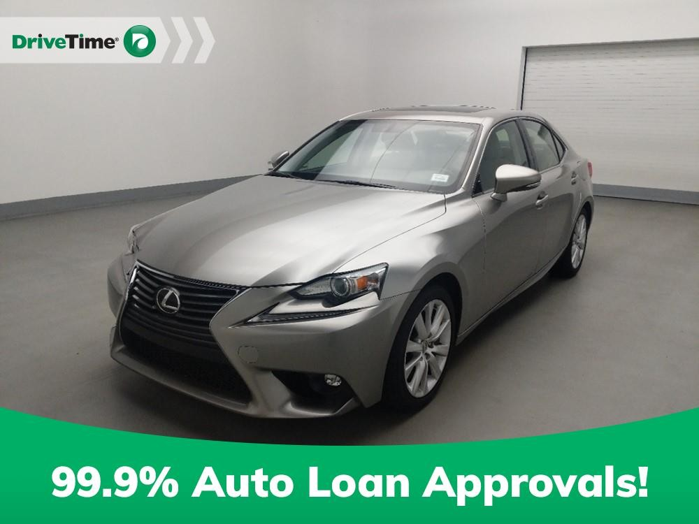 2016 Lexus IS 200t in Stone Mountain, GA 30083-3215
