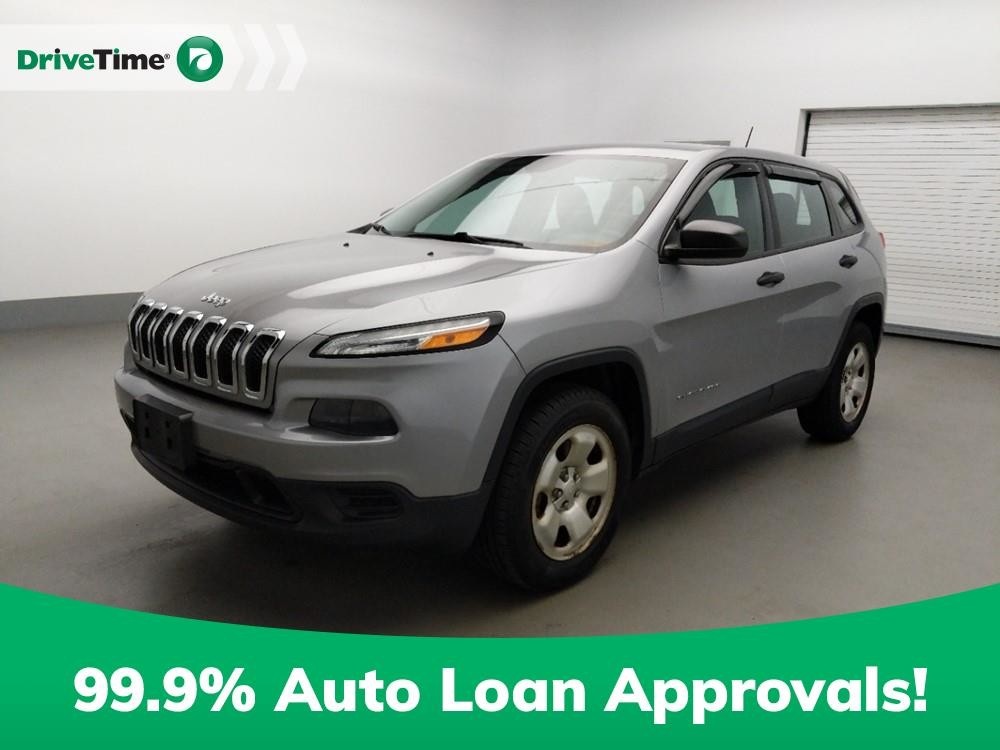 2014 Jeep Cherokee in Glen Burnie, MD 21061-3716