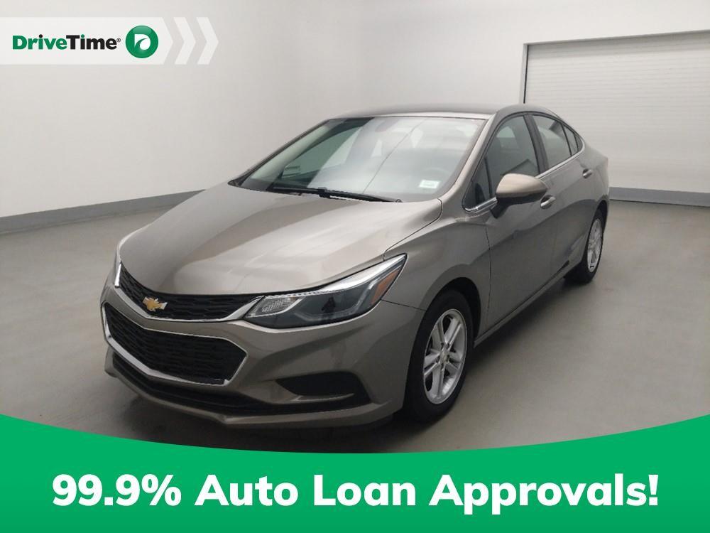 2018 Chevrolet Cruze in Pelham, AL 35124-1314