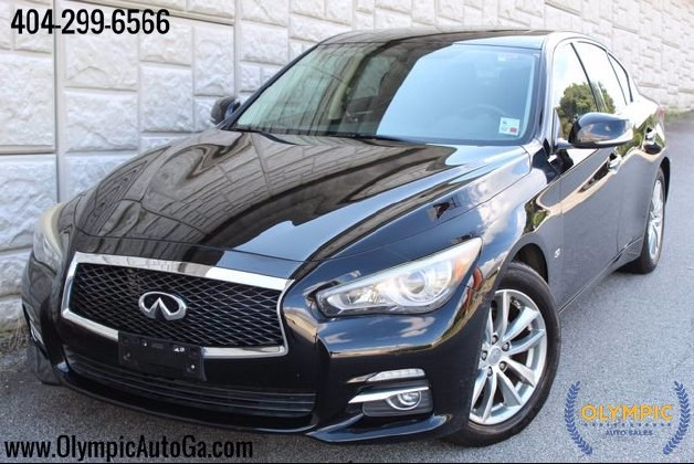 2014 INFINITI Q50 in Decatur, GA 30032 - 1696576