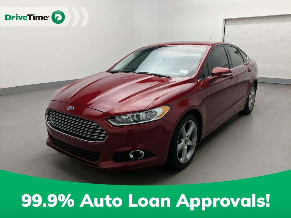 2015 Ford Fusion in Stone Mountain, GA 30083-3215