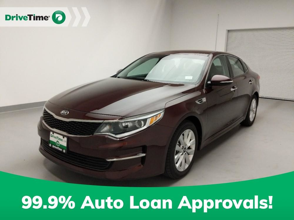 2017 Kia Optima in Torrance, CA 90504-4510
