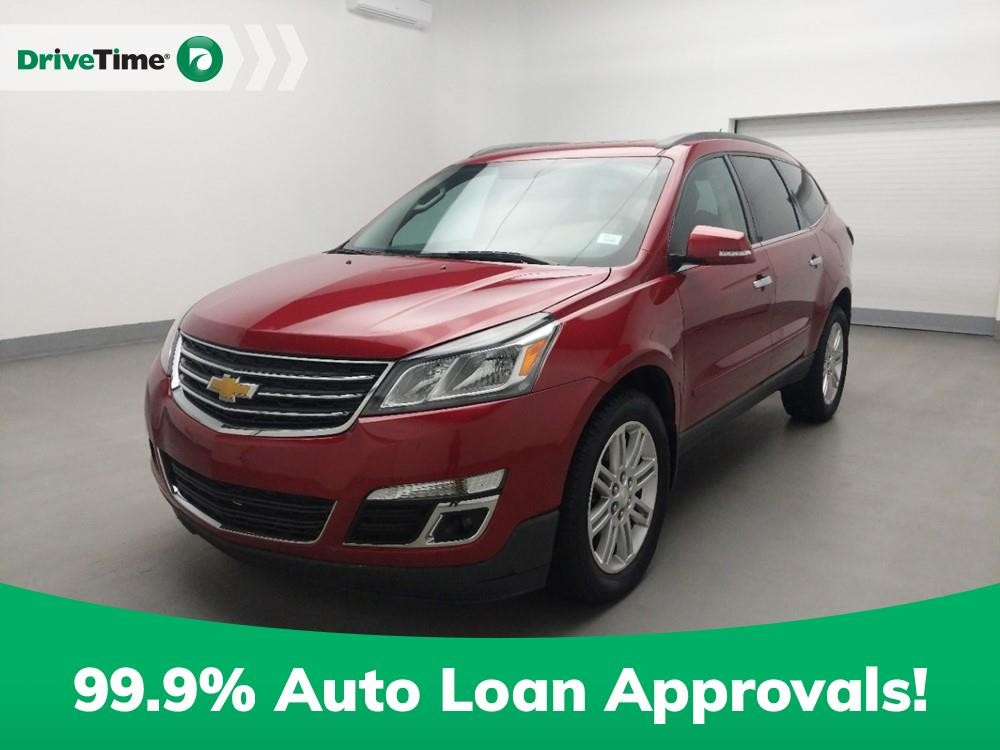 2014 Chevrolet Traverse in Stone Mountain, GA 30083-3215