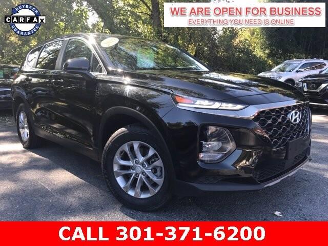 2019 Hyundai Santa Fe in Braddock Heights, MD 21714