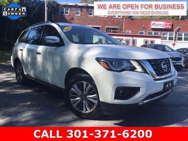 2019 Nissan Pathfinder in Braddock Heights, MD 21714