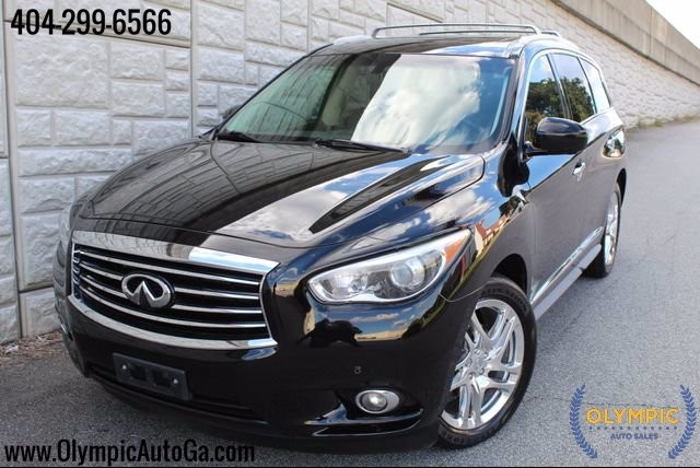 2013 INFINITI JX35 in Decatur, GA 30032