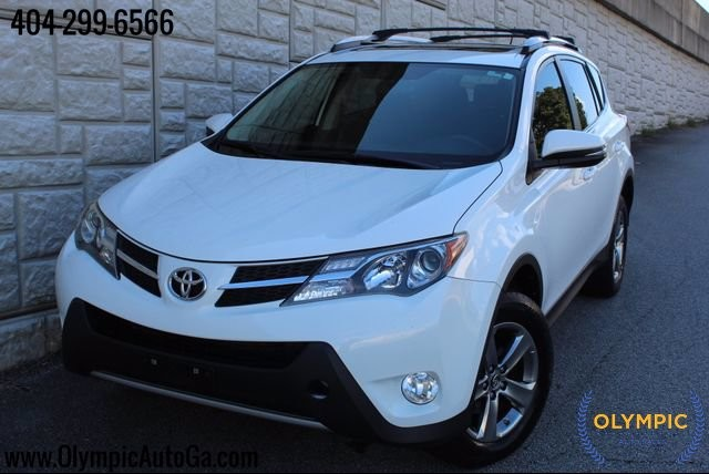 2015 Toyota RAV4 in Decatur, GA 30032