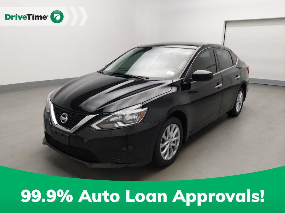 2016 Nissan Sentra in Stone Mountain, GA 30083-3215