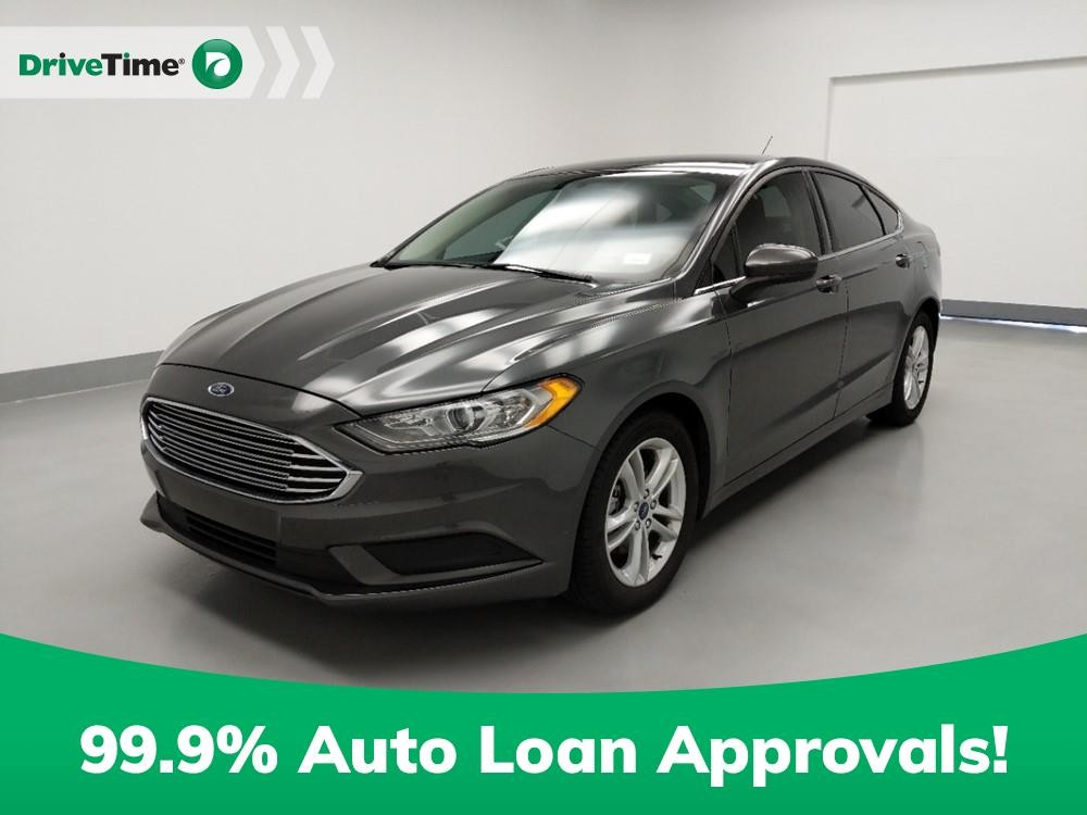 2018 Ford Fusion in Louisville, KY 40258-1407