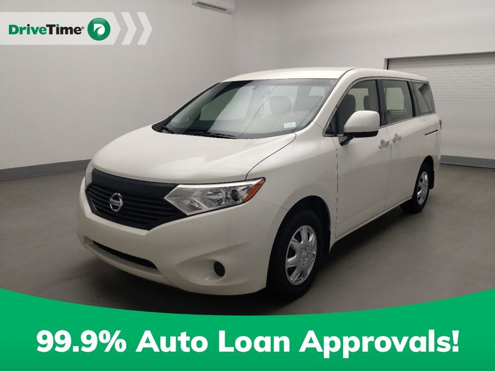2015 Nissan Quest in Birmingham, AL 35215-7804