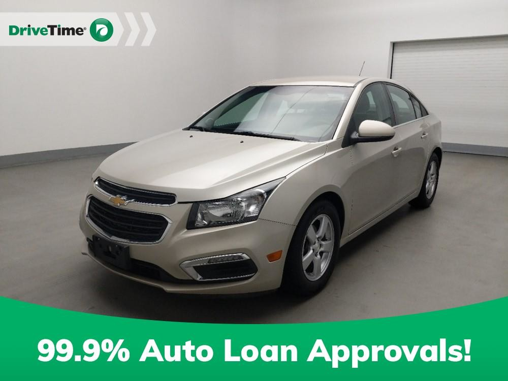 2016 Chevrolet Cruze in Stone Mountain, GA 30083-3215