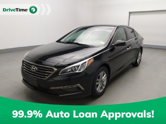 2015 Hyundai Sonata in Stone Mountain, GA 30083-3215 - 1699985
